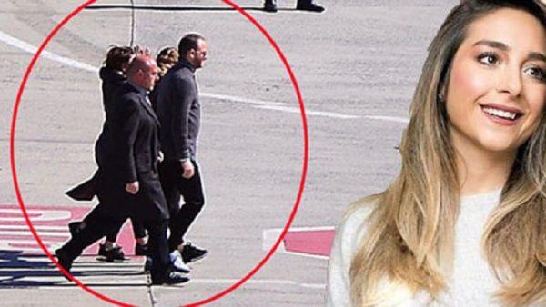 Havalimanında zor dakikalar… Mina'nın cenazesini nişanlısı aldı