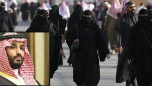 Suudi Arabistan'da tarihi karar