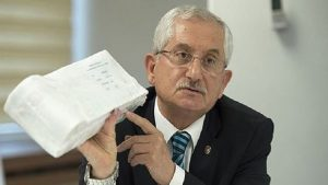YSK'dan seçim zarfı açıklaması