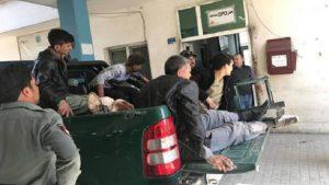 Kabil'de patlama: 26 ölü