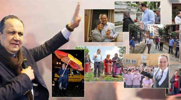 Başkan Aksu 9 yılda Giresun büyük değişim yaşadı