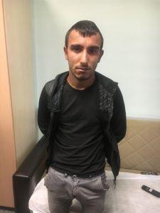 Hırsızlık yapan cezaevi firarisi internet kafede yakalandı