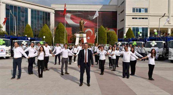 Muratpaşa Belediyesi'nden 'Çevre Festivali'