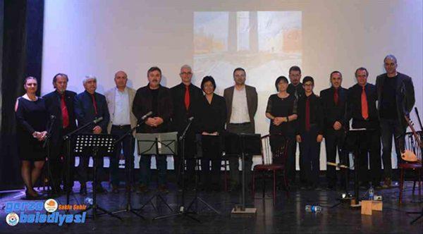 Gerze'de 18 Mart 'Seferberlik Türküleri'yle de anıldı