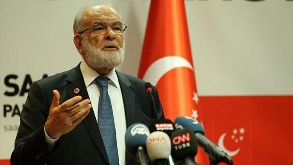 Karamollaoğlu'ndan AKP'li Mahir Ünal'a sert tepki