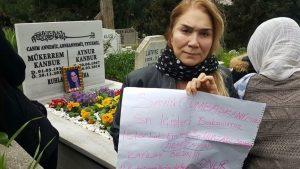 'Mezdeke' dansçısı Aynur Kanbur'un katili hala bulunamadı