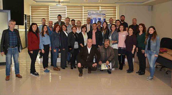 Muğla'da Duyusal Analiz Laboratuvarı eğitimi