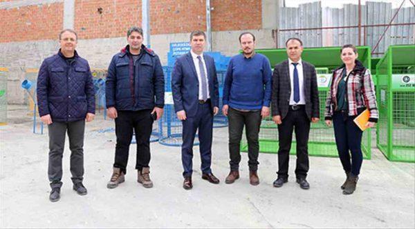 Burdur Belediyesi'nde geri dönüşüm hamlesi
