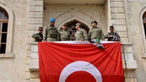 Korgeneral Temel, Afrin'de!