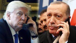 Erdoğan ve Trump görüşmesinde sonuç çıktı