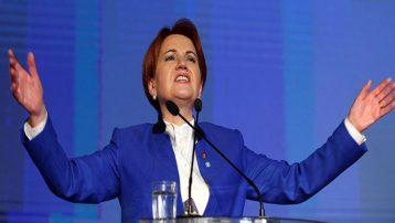 Meral Akşener anket sonucunu açıkladı: İşte İYİ Parti'nin oy oranı…