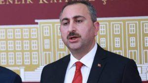 Adalet Bakanı Abdülhamit Gül'den Çiftlik Bank açıklaması