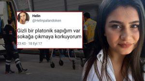 Helin Palandöken'in katili duruşmada, cinayeti nasıl işlediğini anlatırken güldü!