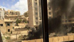 Mısır'da İskenderiye kent merkezine bombalı saldırı: Ölü ve yaralılar var…