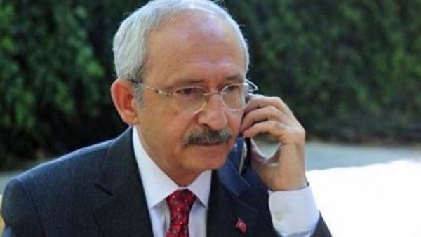 CHP Lideri Kılıçdaroğlu, Ahmet Şık ve Murat Sabuncu ile görüştü