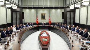 MGK'dan Menbiç mesajı: Teröristler bölgeden uzaklaştırılmazsa Türkiye inisiyatif kullanacak
