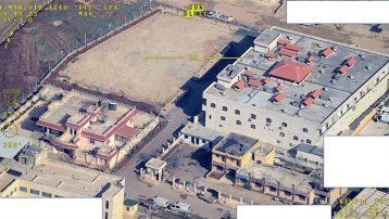 TSK Afrin'de vurulduğu iddia edilen hastanenin görüntülerini paylaştı!