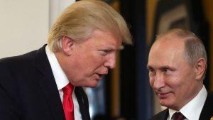 Putin: Başkanlığa adaylığını koymadan önce bizim ilgi alanımıza girmiyordu