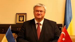 Ukrayna'nın Ankara Büyükelçisi Andriy Sıbiga'dan Rusya'daki seçimler öncesi Kırım uyarısı!