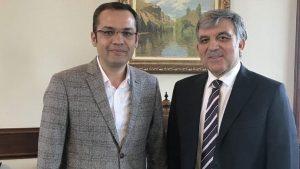 Abdullah Gül ile sürpriz görüşme
