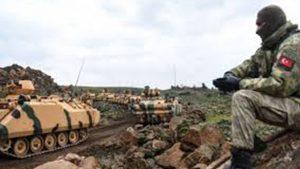 TSK'dan Afrin açıklaması: 8 asker şehit 13 asker yaralı
