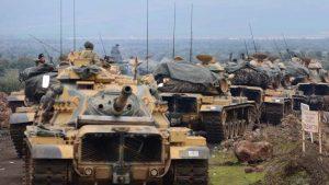Afrin'den acı haber: Bir Uzman çavuş şehit oldu, bir asker yaralandı