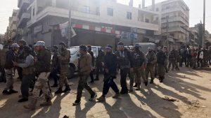 Özel Kuvvetler ve ÖSO Afrin'e girdi