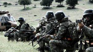 Ağrı'da teröristlerle çatışma çıktı: Bir uzman çavuş şehit