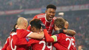 Bayern Münih üç yıldızını İstanbul'a getirmedi
