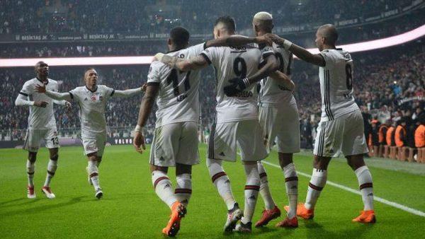 Beşiktaş Vodafone Park'ta 32 maçtır yenilmiyor