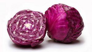 Mor lahana eczanedeki pek çok antioksidan vitaminden daha güçlü