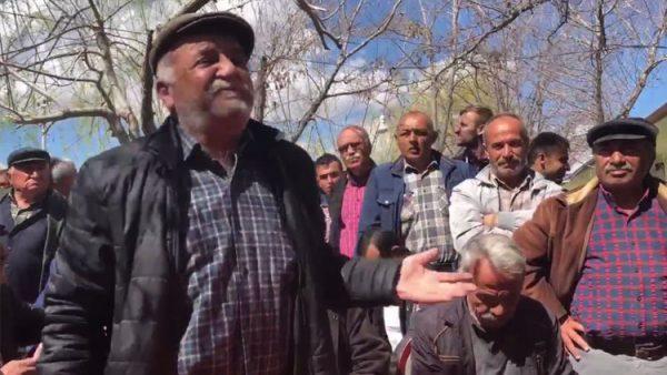 Çiftçinin AKP'ye isyanı...16 senedir oy verdim ömrümü bitirdiler