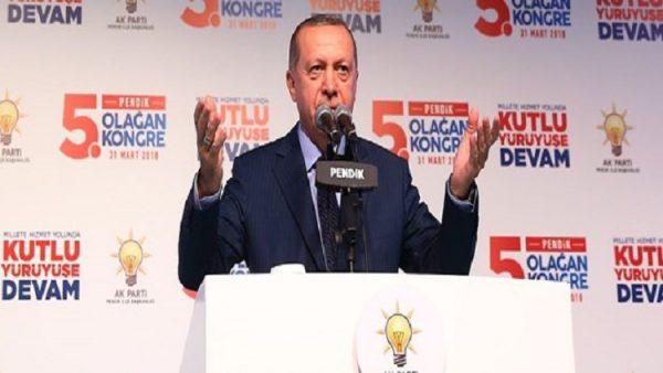 Cumhurbaşkanı Erdoğan: Ey Kosova'nın Başbakanı kimin talimatıyla bu adımı attın?