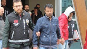 Evli kadını Şanlıurfa'dan Kocaeli'ye kaçırıp…