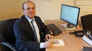 Fatih Ertürk, kitabında FETÖ hakkında bilinmeyenleri yazdı