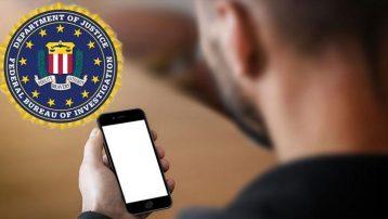FBI iPhone'larda ölülerin parmaklarını kullanıyormuş