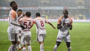 Kardemir Karabükspor Galatasaray: 0-7