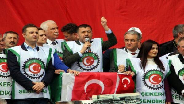 CHP'li Ağbaba: Şeker fabrikalarını savunmak, vatanı savunmaktır