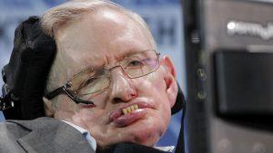 Hawking ölmeden önce açıklamış
