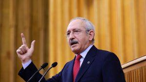Kemal Kılıçdaroğlu: FETÖ'nün bir numaralı siyasi ayağı Cumhurbaşkanlığı makamını işgal eden zattır