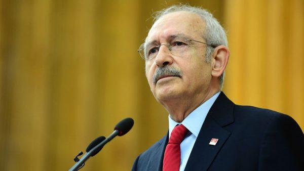 Kemal Kılıçdaroğlu: Bu yasa ile milli irade gasp ediliyor