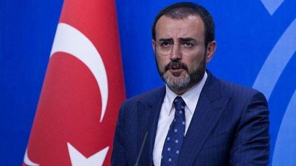 AKP'den Saadet Partisi açıklaması