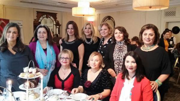 BTKD Başkanı Maviş Fuchs: Türk kadınlarının ilerlemesini Atatürk'e borçluyuz