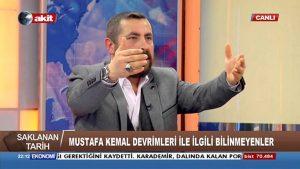 AKİT TV'de Atatürk için skandal sözler!