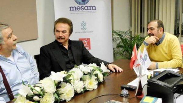 MESAM'ın yeni başkanı belli oldu!