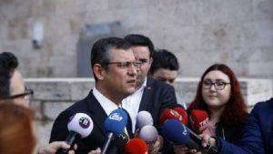 CHP'den Yıldırım'a 'Aleyna Tilki'li yanıt: Bi sussan bari