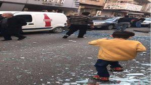 Diyarbakır'da silah satılan iş yerinde patlama