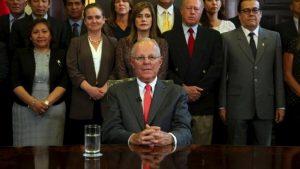 Peru'da kriz… Devlet Başkanı istifa etti