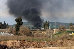 TSK ve ÖSO Afrin'e ilerliyor: Raco belde merkezi ele geçirildi!
