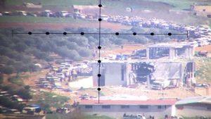 Afrin'den kaçış başladı